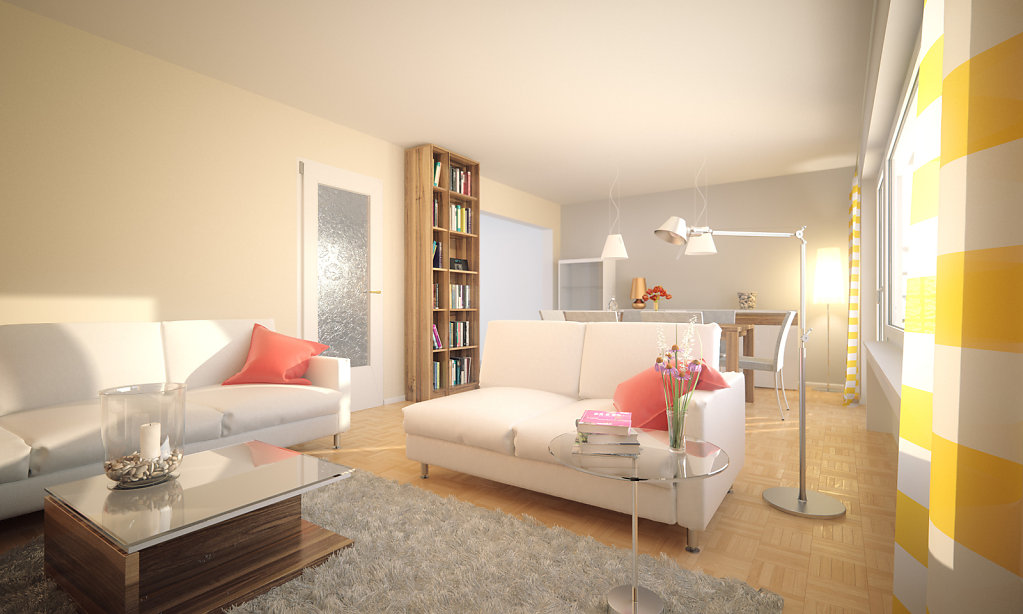 02 / Living Room