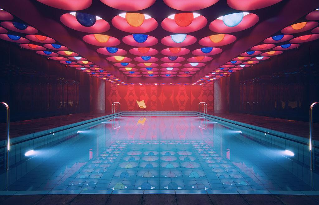 01 / Panton Pool