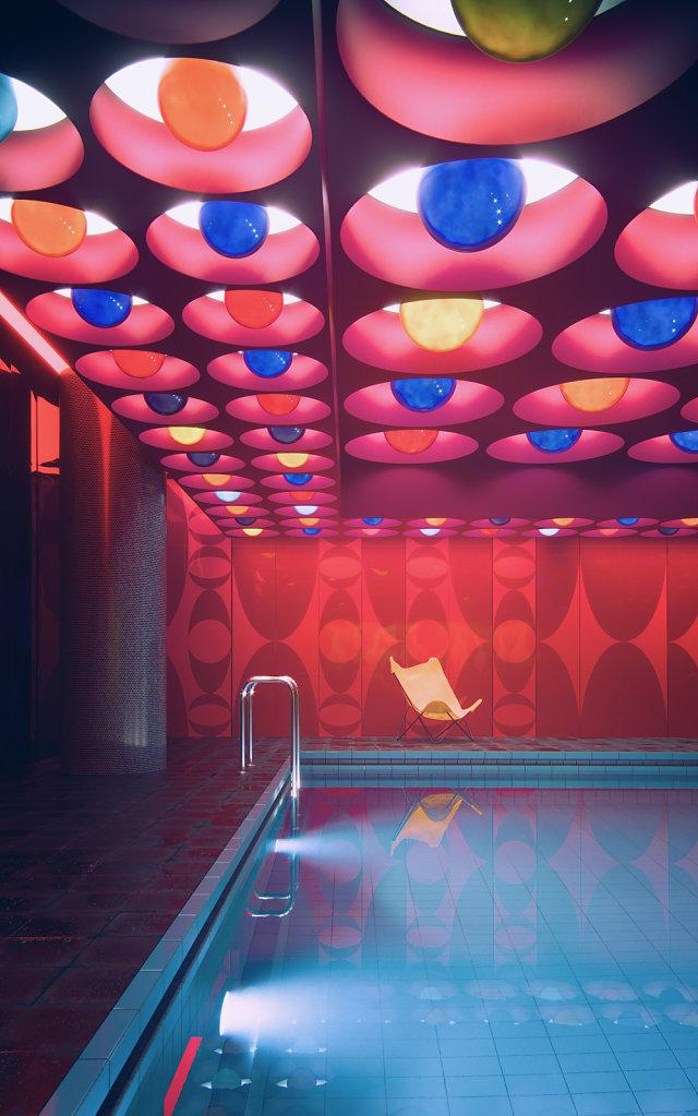 02 / Panton Pool